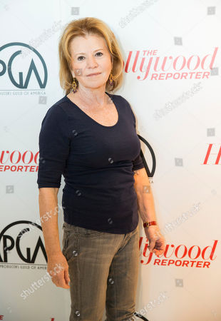 Letty Aronson at the PGA Nominees Breakfast, on in Los Angeles