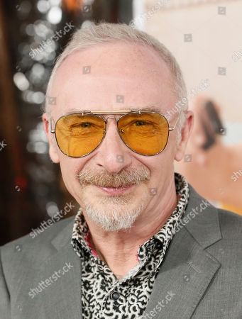 """Actor/musician Graham Parker attends the premiere of """"This Is 40"""" at Grauman's Chinese Theatre, in Los Angeles"""