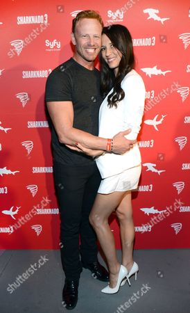 Editorial picture of Syfy's Sharknado 3 - 2015 Comic-Con - Day Two, San Diego, USA