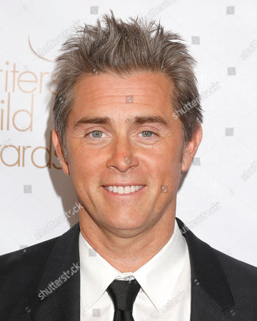 John Gatins attends the 2013 Writers Guild Awards at the JW Marriott on Sunday, Feb. 17., 2013 in Los Angeles