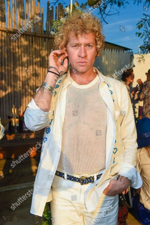 Dan Single attends The Surf Lodge X Zimmermann Collaboration with Solange Knowles and Trombone Shorty, in Montauk, NY
