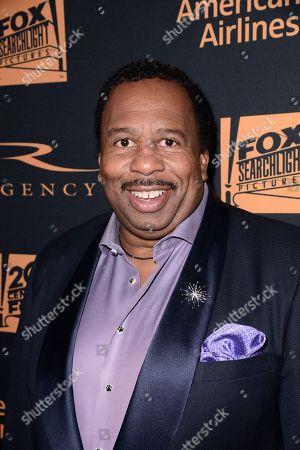 Leslie David Baker seen at Twentieth Century Fox Academy Awards Party at Hollywood Athletic Club, in Los Angeles, CA