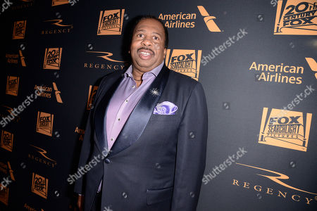 Leslie David Baker seen at Twentieth Century Fox Academy Awards Party at Hollywood Athletic Club, in Los Angeles, CA