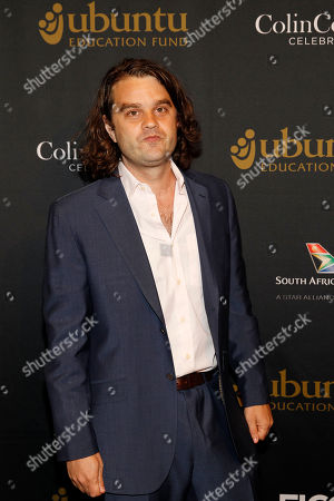 Founder and CEO of the Ubuntu Education Fund, Jacob Lief seen at the Ubuntu Education Fund 15 Year Anniversary NYC Gala at Gotham Hall on in New York City