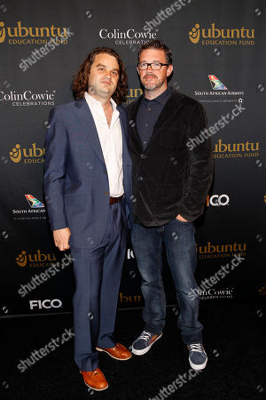 Founder and CEO of the Ubuntu Education Fund, Jacob Lief and Kevin Law seen at the Ubuntu Education Fund 15 Year Anniversary NYC Gala at Gotham Hall on in New York City