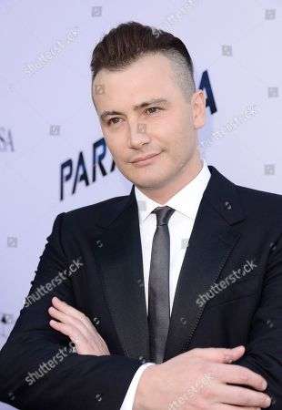 "Director Robert Luketic arrives on the red carpet at the US premiere of the feature film ""Paranoia"" at the DGA Theatre on in Los Angeles"