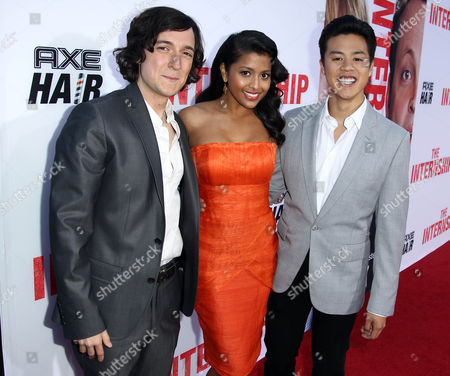Editorial photo of World Premiere of The Internship - Red Carpet, Los Angeles, USA