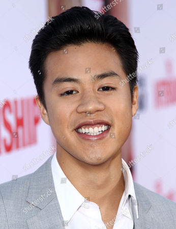 """Tobit Raphael arrives at the world premiere of """"The Internship"""" at the Regency Village Westwood on in Los Angeles"""