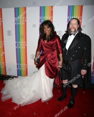 Denyce Graves and guest attend the 2013 Kennedy Center Honors at the Kennedy Center for the Performing Arts on in Washington