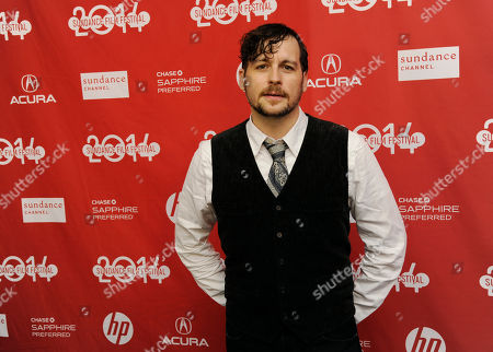 "Stock Photo of Jonny Mars, a cast member in ""Hellion,"" poses at the premiere of the film at the 2014 Sundance Film Festival, in Park City, Utah"