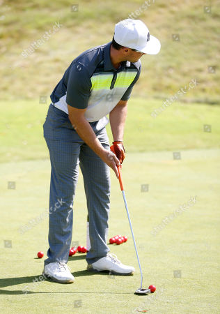 Stock Picture of Ryan Merriman is seen at the 16th Emmys Golf Classic presented by the Television Academy Foundation at the Wilshire Country Club on in Los Angeles