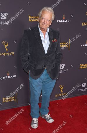 Nicolas Coster attends the 2016 Daytime Peer Group Celebration presented by the Television Academy at their Saban Media Center, in North Hollywood, Calif