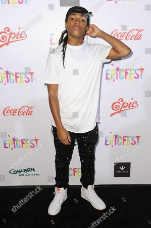Stock Picture of DJ Young Slade attends 2016 EpicFest held at Sony Pictures Studios, in Culver City, Calif