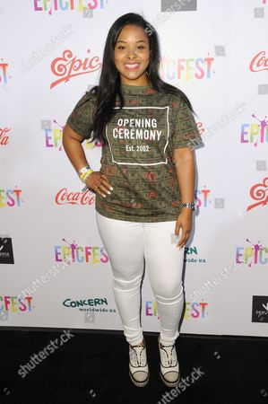 Editorial picture of 2016 EpicFest - Arrivals, Culver City, USA