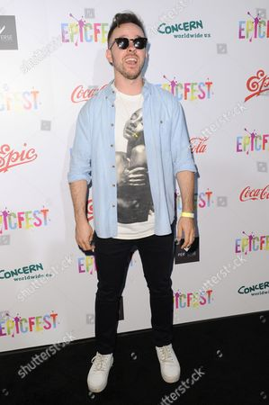 Ricky Reed attends 2016 EpicFest held at Sony Pictures Studios, in Culver City, Calif