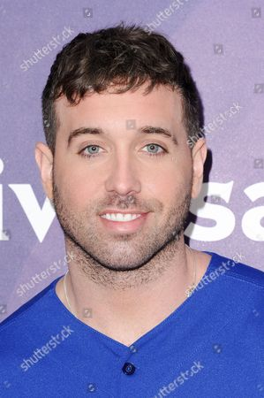 Stock Image of Mike Stud attends the 2016 NBC Universal Summer Press Day held at the Four Seasons Hotel, in Westlake Village, Calif