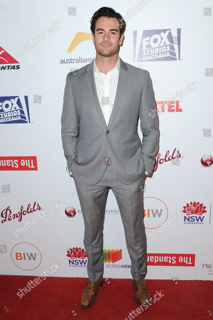 Ben Lawson attends the 5th Annual Australians in Film Awards held at NeueHouse Hollywood, in Los Angeles