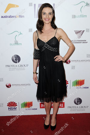 Kendal Rae attends the 5th Annual Australians in Film Awards held at NeueHouse Hollywood, in Los Angeles