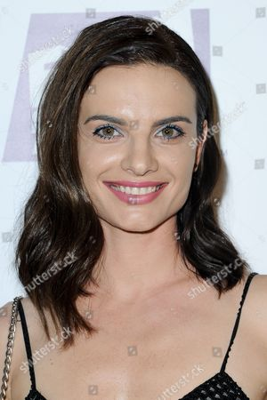 Stock Picture of Kendal Rae attends the 5th Annual Australians in Film Awards held at NeueHouse Hollywood, in Los Angeles
