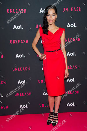 Editorial image of AOL NewFront 2015, New York, USA