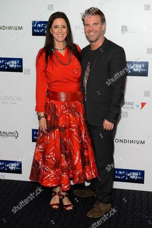 Editorial picture of Britain A Midsummer Nights Dream Premiere, London, United Kingdom