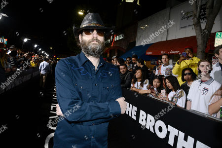 Wheeler Walker Jr. seen at Columbia Pictures premiere of 'The Brothers Grimsby' at Regency Village Theatre, in Los Angeles, CA