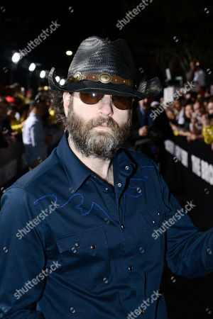 Editorial photo of Columbia Pictures premiere of 'The Brothers Grimsby', Los Angeles, USA