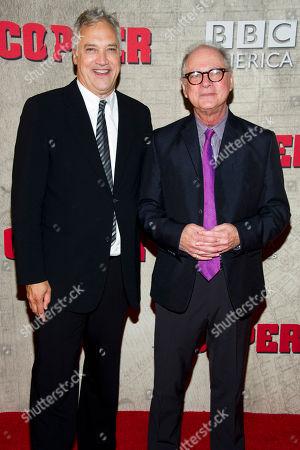 Editorial image of Copper Premiere, New York, USA