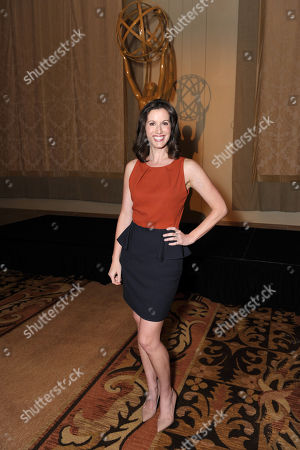 Heather Roop attends the Daytime Emmy Nominee Cocktail Reception in Beverly Hills, Calif., on