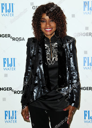 "Beverly Todd attends a screening of ""Ginger and Rosa"" hosted by FIJI Water on in Beverly Hills, Calif"