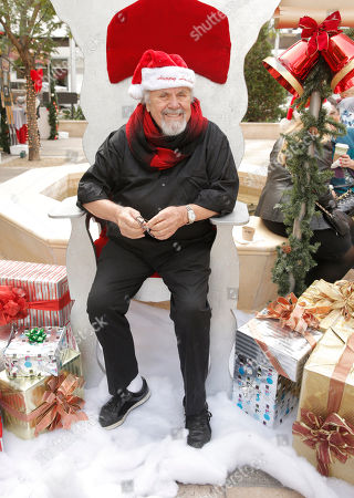 Stock Picture of George Slaughter attends the Beverly Hills Holiday Bazaar, in Beverly Hills