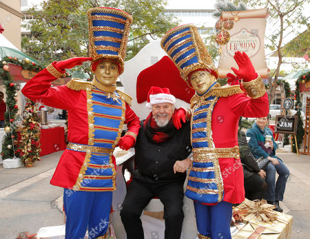 Stock Photo of George Slaughter attends the Beverly Hills Holiday Bazaar, in Beverly Hills