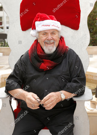 Stock Image of George Slaughter attends the Beverly Hills Holiday Bazaar, in Beverly Hills