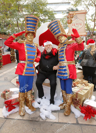 Editorial photo of Holiday Bazaar, Beverly Hills, USA