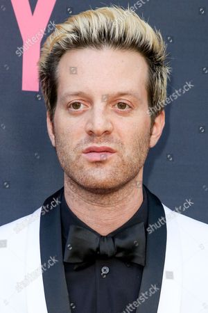 """Mayer Hawthorne arrives at the LA Premiere of """"Amy"""" at The Theater at Arclight Cinemas Hollywood, in Los Angeles"""