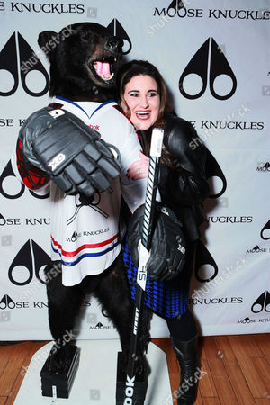Stock Photo of KayCee Stroh at Moose Knuckles Presents Moose on The Loose at 2015 Sundance Film Festival, in Park City, Utah