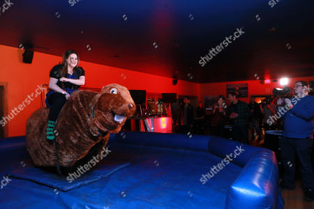 Editorial picture of Moose Knuckles Presents Moose on The Loose at 2015 Sundance Film Festival, Park City, USA