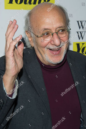 """Peter Yarrow attends the premiere of """"While We're Young"""" at the Paris Theatre, in New York"""