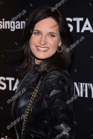 "Contessa Brewer attends the premiere of the Starz original limited series ""The Girlfriend Experience"" at The Paris Theatre, in New York"