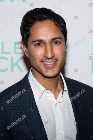 """Maulik Pancholy attends a special screening of """"I Smile Back"""" at The Museum of Modern Art, in New York"""