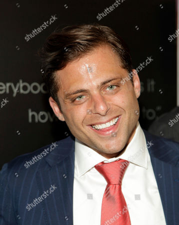 """Actor Joseph Russo attends a screening of """"Jersey Boys"""", in New York"""