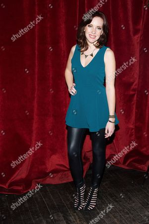 """Meredith Anne Bull attends a special screening of """"Strange Magic"""" hosted by The Cinema Society and Lucasfilm, in New York"""