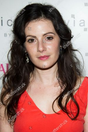 "Aleksa Palladino attends a screening of Sony PIctures Classics' ""Austenland"" hosted by the Cinema Society with Alice and Olivia on in New York"