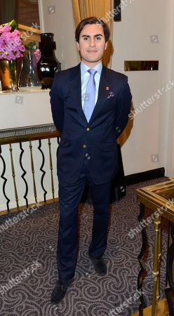 Raef Bjayou is seen at the Quintessentially Foundation's annual poker evening in association with Betfair at the Savoy Hotel on in London. The Quintessentially Foundation is the charitable arm of Quintessentially Lifestyle