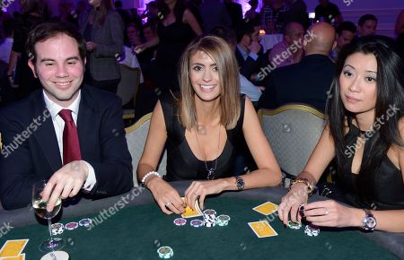 Editorial image of Quintessentially Foundation Poker Evening in association with Betfair, London, United Kingdom