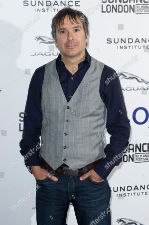 Greg 'Freddy' Camalier arrives for the Muscle Shoals at the Sundance Film Festival in London