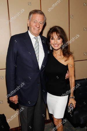 Helmut Huber; Susan Lucci Helmut Huber and Susan Lucci seen at The 35 Most Powerful People in Media hosted by The Hollywood Reporter on in New York, New York