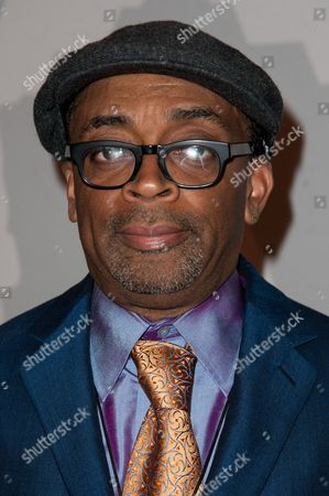 "Spike Lee arrives at The Academy Celebrates the 25th Anniversary of ""Do The Right Thing"" held at the Bing Theater, in Los Angeles"