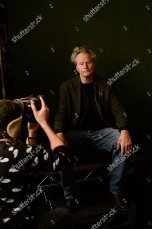 Sam Shepard seen at The Hollywood Reporter Lounge, on in Park City, Utah