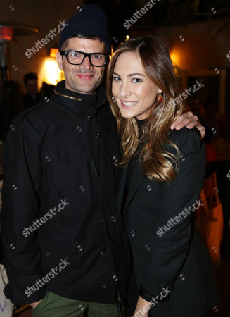 Exclusive - Will McCormack, left, attends the How You Glow launch presented by skinnytees on in West Hollywood, Calif. The food for the launch dinner was provided by Kitchensurfing and the flowers were provided by Moon Canyon